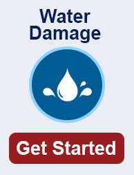 water damage cleanup in Columbia TN